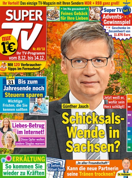Super TV mit Digital Extra